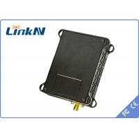 Buy cheap 12V DC Wireless COFDM Long Range Video Transmitter For UAV Drone 110g from wholesalers