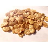 China Good Taste Toasted Fava Beansn Garlic Flavor Vitamins Contained Metal Detection wholesale