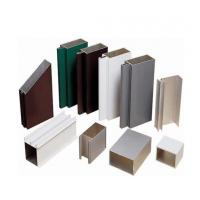 China Powder Painted Aluminium Window Extrusion Profiles With Deep - Processing For Silding /Casement Window wholesale