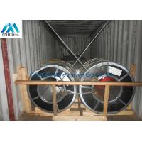 China AISI ASTM BS DIN Hot Rolled Steel Strip Heat Resistance 1000mm 1200mm 1219mm Width wholesale