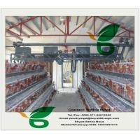 Wholesale 2m 24nests 3 tier 96birds battery cages for chicken farm Africa from china suppliers