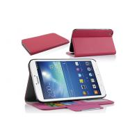 China Classical Samsung Tablet Leather Case for Galaxy Tab Leather Protective Cover Wallet Style wholesale