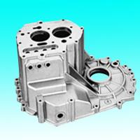 China Milling T-Car Aluminum Machined Parts For Heavy Duty / Vehicle Parts / Sersor Bracket wholesale