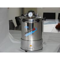 China PORTABLE AUTOCLAVE YX280A wholesale