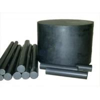 China Black Filled PTFE Teflon Rod wholesale