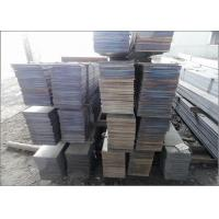 China 6 Meter GB Q235B Mild Steel Flat Bar for Cutting / Bending / Drilling Hole wholesale