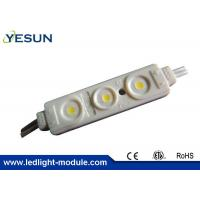 China IP65 3528 LED Module 3 for Exterior Led Sign Lighting / Sign Lighting Fixtures Outdoor wholesale