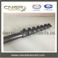 China 70ft custom made clamp lock telescopic carbon fiber pole with good quality on sale