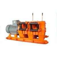 Quality 2JP-30 Double Drum Electric Metal Scraper Winch for sale