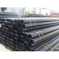 China High Strength Alloy Round Steel Pipe , ASTM A213 A210 Cold Drawn Seamless Steel Tube wholesale