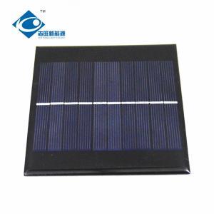 China Small Solar Panel Charger Epoxy Solar Panel , PET Laminated Solar Panel wholesale