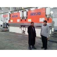 China CNC Tandem Press Brake Machine 320 Ton 6 M Two Press Cnc Bending Machine wholesale