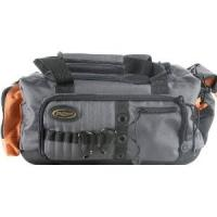 China Grey lightweight Water Resistant eco friendly Fishing Tackle Bag, surf fishing tackle bag wholesale