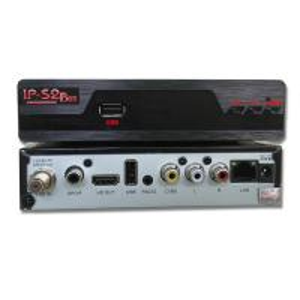 China iP-S2 DVB S2 Satellite Receiver Dual IPTV box on sale