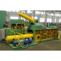 Quality Horizontal Baler / Automatic Control Hydraulic Baling Machine 7.5KW ~ 110kW Y81Q Series for sale