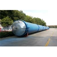 China High pressure wood Autoclave For Wood Plant size 3.2m × 31m with one or two doors wholesale