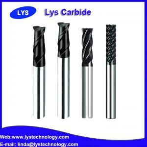 HRC45  solid carbide endmills / 1-16mm standard size
