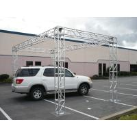 Quality Outside Large And Small Series Aluminum Lighting Truss With Arch Roof Top for sale