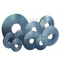 China casting iron lapping plate for double side lapping machine on sale
