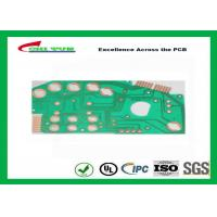 China OSP Rigid-Flex Printed Circuit Board for Car 5mil PET Material wholesale