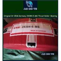 China Open Thrust FAG Roller Bearings 29384-E-MB with Gcr15 Single Row and ABEC-5 wholesale