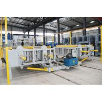 China Automatic Open / Close EPS Sandwich Panel Production Line 1.1 KW Rated Power wholesale