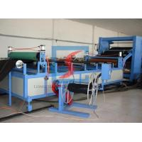 China Sheet Extruder Machine Plastic Extrusion Line For Railway And Airport Runway wholesale