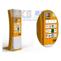 China Guests Interactive Area Establishments Information Kiosk Digital Coupon Printing wholesale