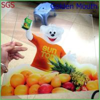 Quality Custom Flatbed UV Printing , UV Digital Printing For Clear Acrlyic Sign Box for sale