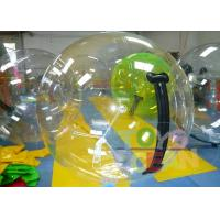 China Clear Bubble Giant Inflatable Walking Ball Commercial For Adult PVC wholesale