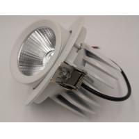 China 26w Cutting 105mm Gimbal LED Downlight Size 125mm , Led Recessed Eyeball Lights Easy To Mount on sale