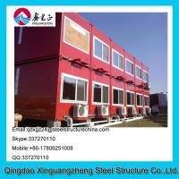 China Modern modular light steel frame economic prefabricate container hotel wholesale