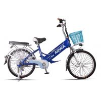 China 2 Seats Hybrid Electric Bikes 125Kg Power Assisted Bicycle With Battery Power wholesale