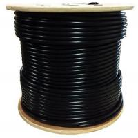 China BC Conductor Foam PE CCTV Coaxial Cable for Signal Transmission CCA Power in 300M wholesale