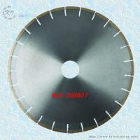 China Silver Brazed Diamond Saw Blade for Cutting Quartz and Microcrystalline Stone - DSBB07 wholesale