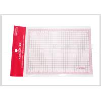 China Kearing Flexible Square Quilting Pattern Making Ruler 15 * 11 cm with Grids for Fashion Design wholesale