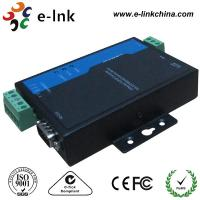 China RTS / CTS Flow Control Serial To Fiber Optic Media Converter , 10 / 100M Serial To Rj45 Converter wholesale
