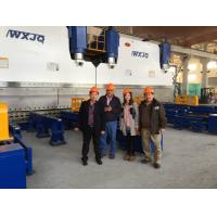 China CNC Press Brake Machine 1000 Ton 6 M Bending Press Machine CE and CQC wholesale
