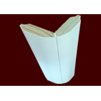 China White Foam Wall Panel Wainscoting Interior Decorative Mouldings wholesale