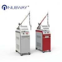 Quality OEM & ODM salon use tattoo laser removal machine q switched nd yag laser with ce for sale