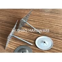 China Perforated Type Insulation Anchor Pins with Aluminum Nails 3mmx110mm wholesale