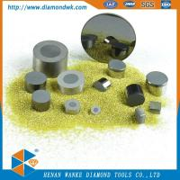 China PDC(Polycrystalline Diamond Compact) cutter insert PDC Cutter wholesale