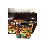 China BOSS LION 9000 Herbal Sex Pills For Sexual Stimulate Performance 24caps / Box wholesale
