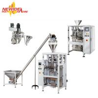 China High Precision Detergent Powder Packaging Machine With PLC Control , Servo Motor on sale