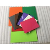 China Easy Installation ACP Panel Sheets , Cladding Aluminium Sheets For Walls  wholesale
