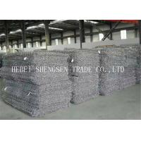 China PVC Gabion Wire Mesh Low Carbon Steel From Poland For Bridge Protection wholesale