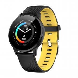 China IP67 HS6620D MCU 170mAh Blood Pressure Monitor Smartwatch on sale