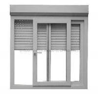 China Aluminium Sliding Window, Roller Shutter and Retractable Mosquito Net (Monoblock) on sale