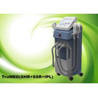 China 15 Pulses IPL Hair Removal Machine , Vertical AFT SSR SHR Facial Wrinkle Machine wholesale