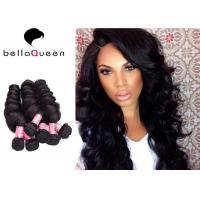 Quality Raw Virgin Unprocessed Loose Wave Malaysian Virgin Hair Tangle-Free for sale